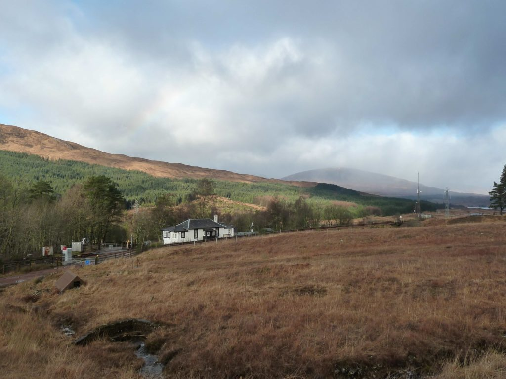 7 days in Bridge of Orchy, Argyll and Bute