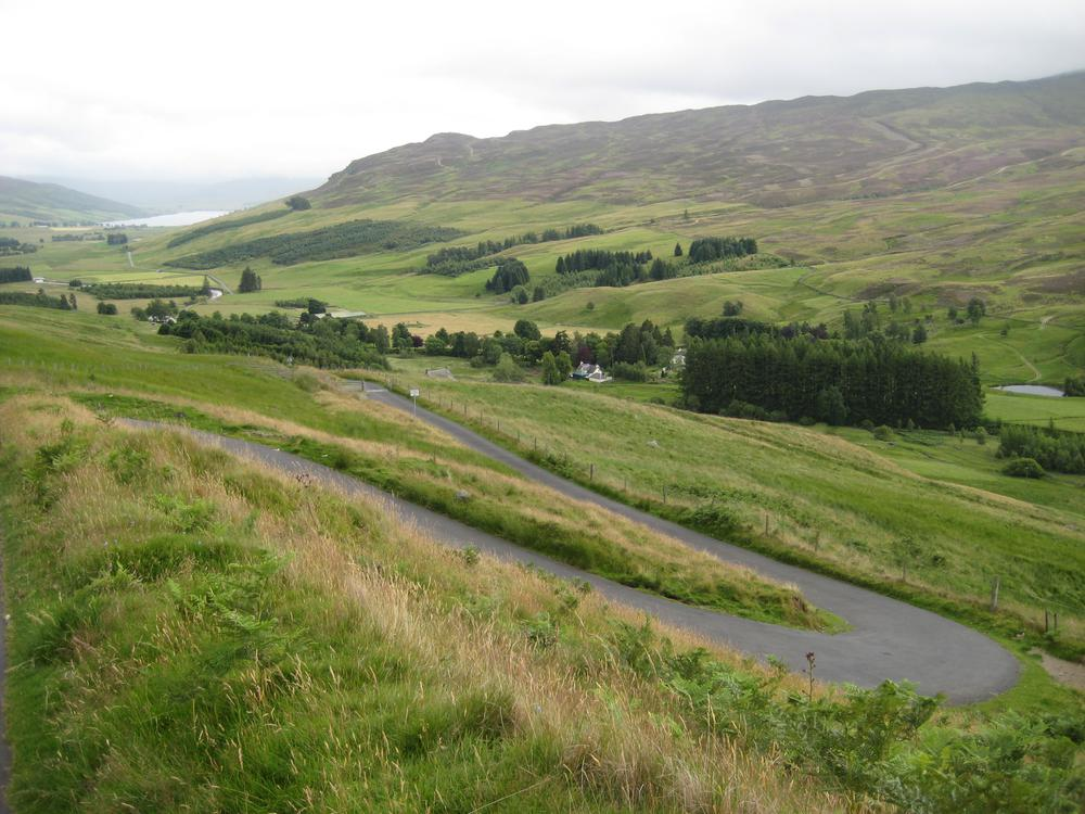 Perth to Loch Tay